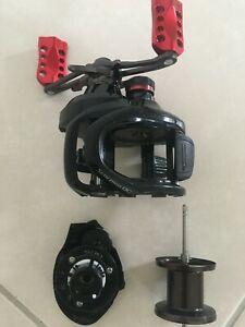 shimano scorpion dc 100hg used bait cast reel