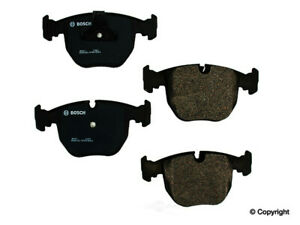 Disc Brake Pad Set-Bosch QuietCast Front WD Express 520 06810 462