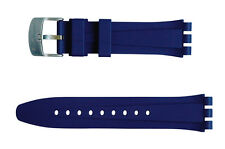 "ORIGINAL SWATCH IRONY NEW CHRONO ARMBAND ""HOOKUP"" (AYVS417) NEUWARE"