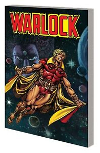 WARLOCK by JIM STARLIN The COMPLETE COLLECTION VOL #1 TPB Marvel Comics TP
