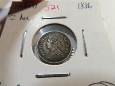 J21 India British 1886 2 Annas