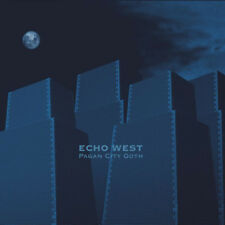 ECHO WEST -– Pagan City Goth lim.CD COIL Death in June PSYCHIC TV