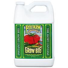 FoxFarm Grow Big Soil 1 Gallon 1G - nutrient fertilizer garden foxfarm base
