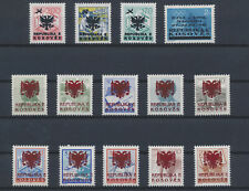 LM78967 Kosovo overprint Yugoslavia stamps fine lot MNH