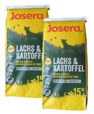 2x15kg Josera Nature Lachs & Kartoffel Adult Hundefutter - Getreidefrei