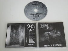 HORNA / Musta Kaipuu (Debemur Morti Productions dmp0051) CD Album