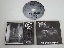 HORNA/EDWARD KAIPUU(DEBEMUR MORTI PRODUCCIONES DMP0051) CD ÁLBUM