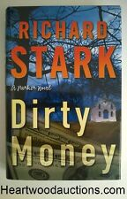 Dirty Money by Richard Stark FIRST- High Grade