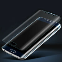 Clear 3D Anti-Scratch Film Screen Protector For Samsung Galaxy S6 Edge HD Film