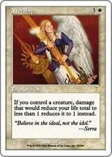 WORSHIP Seventh Edition MTG White Enchantment RARE