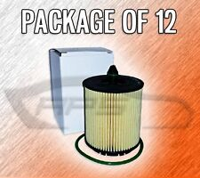 CARTRIDGE OIL FILTER L15436 FOR BUICK CHEVROLET GMC PONTIAC SATURN - CASE OF 12
