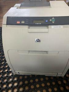 HP Color LaserJet 3800N USB Netzwerk Farblaserdrucker bis DIN A4 Q5982A + Toner
