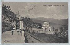 CARTOLINA 1908 VARESE SACRO MONTE ARCO S. CARLO 636/A