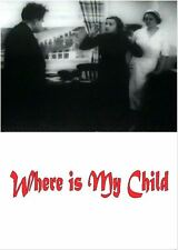 WHERE IS MY CHILD  (1937) * with hard-encoded English subtitles *