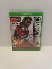 Metal Gear Solid V: edición definitiva (Microsoft Xbox One, 2016)