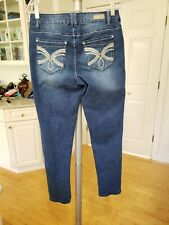 ANGELS WOMENS JEANS SIZE 10 SIGNATURE SKINNY. EXCELLENT CONDITION!