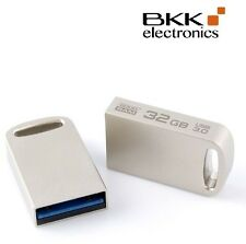 32 GB Nano Clé USB 3.0 Point Mini- Argenté silver GoodRam petit PD32GH3GRPOSR10