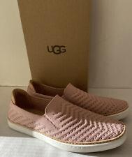 UGG Sammy Chevron Sneakers Sunset Pink Sz 8.5