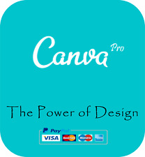 Canva Pro, Private Acc, 4 year Warranty,Fast Delivery