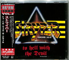 STRYPER-TO HELL WITH THE DEVIL-JAPAN CD Ltd/Ed B63