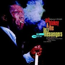 Buhaina's Delight by Art Blakey & the Jazz Messengers (CD, 2004, Blue Note)  NEW