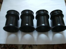HONDA CB750 FOUR CARB -  AIRBOX RUBBER JOINTS  CB750F1 CB750K0-K6 boot tubes NEW