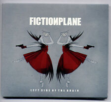 FICTION PLANE Left Side Of The Brain CD Sting UNPLAYED