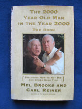 2,000 Year Old Man SIGNED by MEL BROOKS & CARL REINER - Revised Edition