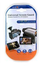 3 Clear Screen Protector for Fujifilm Finepix F800EXR F850EXR F900EXR