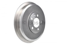 2x Bremstrommel für Bremsanlage Hinterachse BOSCH 0 986 477 152