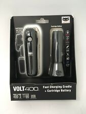 CatEye VOLT 400 USB Bicycle Head Light/Charger/Extra Battery Kit - HL-EL461RC