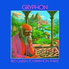 Gryphon - Red Queen to Gryphon Three [New CD] UK - Import
