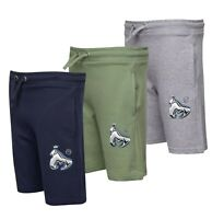 Boys Money Stylish Comfortable Printed Sweat Shorts Sizes Age from 7 to 15 Yrs