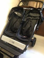 Pre-loved Twin Stroller: Mountain Buggy Duo