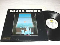 Glass Moon - Self-Titled S/T, 1980 Rock LP, Nice NM!, Promo Cover, Orig Radio