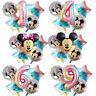 Mickey Minnie Mouse Rainbow Balloons Birthday Balloons Unicorn Party Princess