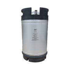3 Gallon Ball Lock Homebrew Keg New - Dual Handle - Beer Coffee - Free Shipping