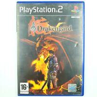 Drakengard - Playstation 2 / PS2 - CIB - PAL FR
