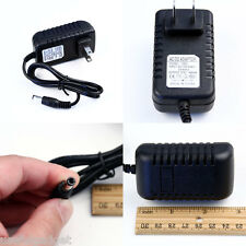 Power Adapter Supply 12V 500mA 0.5A DC 100-240V 5.5/2.5mm 5.5/2.1mm for LED