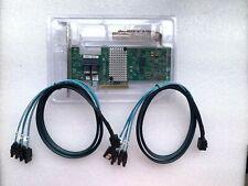 LSI SAS 9302-8i 12Gb/s 8-port  IT-Mode HBA JBOD FreeNAS unRAID +2* SATA Cable
