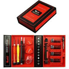 38 in 1 Precision Repair Tool Kit Screwdrivers Tools for Mobile Phone PC Tablet