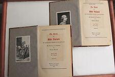 23307 Wilhelm Weigand le lettere del abbi Galiani 1907 EA 2 volumi numerate
