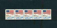 SCOTT#1891, 18c FLAG, PNC5, PLT.#2. VF/XF & NH.