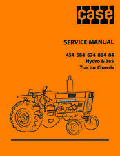 CASE 54 64 74 84 & 85 Series Tractors Repair Manual - GSS-1416B