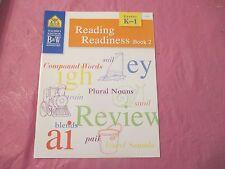 READING READINESS - (GRADE K-1) (KINDERGARTEN, 1ST, FIRST)  NEW!!!!