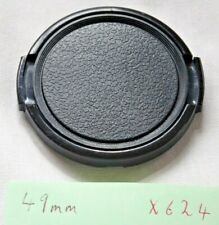49mm Clip on Snap on Lens Cap Protection Cover (UK Stock)
