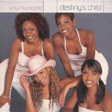 CD SINGLE 2 TITRES--DESTINY'S CHILD--SAY MY NAME--2000