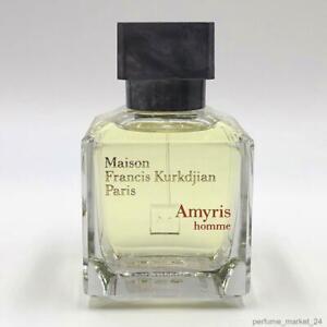 Maison Francis Kurkdjian Amyris Homme Eau De Toilette 70 ml / 2.4 fl.oz New