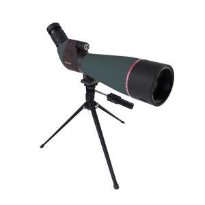 Athlon Optics Talos 20-60x80 Spotting Scope for Rifle Hunting and Bird Watching
