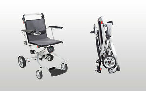 🌞SPRING SALE🌞MOTION HEALTHCARE AEROLITE FOLDING POWERCHAIR MOBILITY SCOOTER